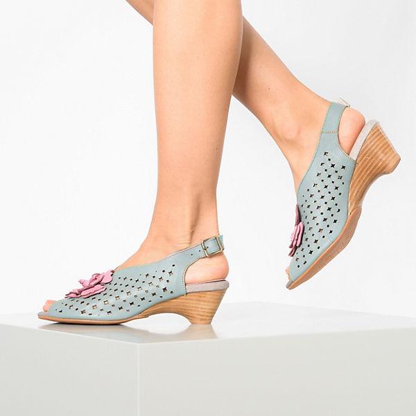 Grau sandalen Komfort Vita Grau Komfort Laura sandalen Vita Laura FfPqw0x8