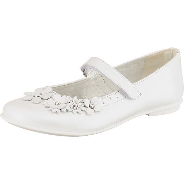 buy online dbbad 65212 PRIMIGI, Kinder Ballerinas, weiß