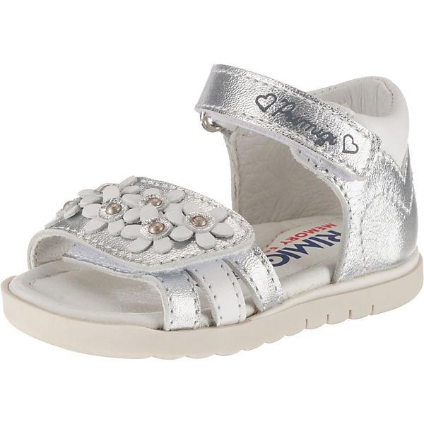 Einzelhandelspreise moderner Stil neueste trends von 2019 PRIMIGI, Baby Sandalen für Mädchen, silber