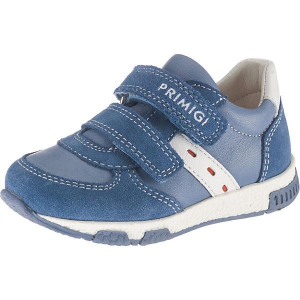 Größe 7 größte Auswahl an Veröffentlichungsdatum: PRIMIGI, Baby Sneakers Low für Jungen, blau
