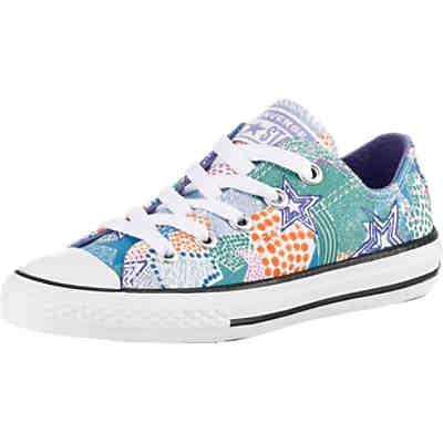 e34992264fa50 Sneakers Low CTAS OX WHITE WILD LILAC BLACK für Mädchen ...