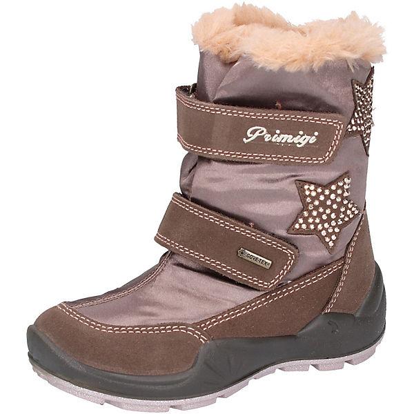 PRIMIGI, Stiefel für Mädchen, braun   mirapodo 540676c9b7
