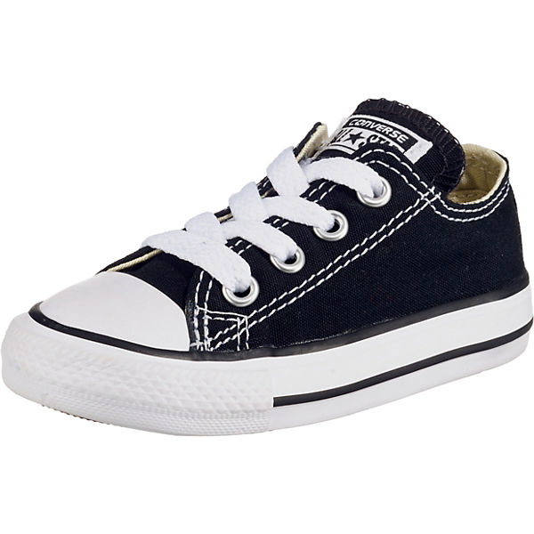 Baby Sneakers Low INF C/T A/S OX BLACK