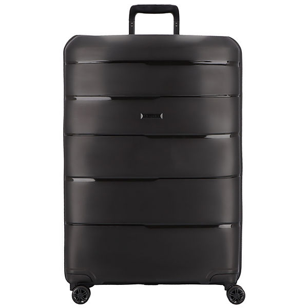 Franky Dallas 4-Rollen Trolley 75 cm mit Doppelrollen Trolleys