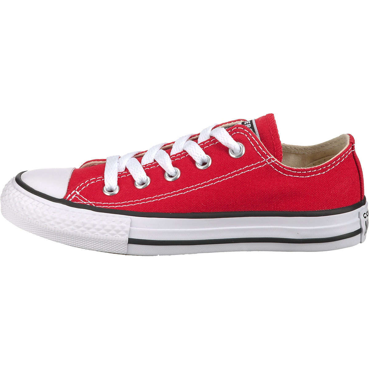 Converse, Kinder Sneakers Low Allstar Ox, Rot