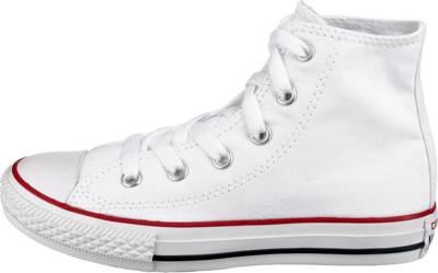 CONVERSE, Chuck Taylor All Star Sneakers High, weiß | mirapodo