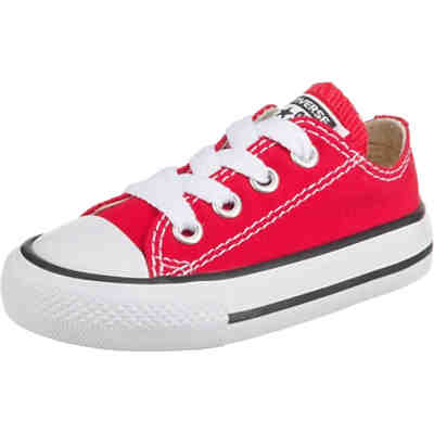Baby Sneakers LowINF C/T A/S OX RED