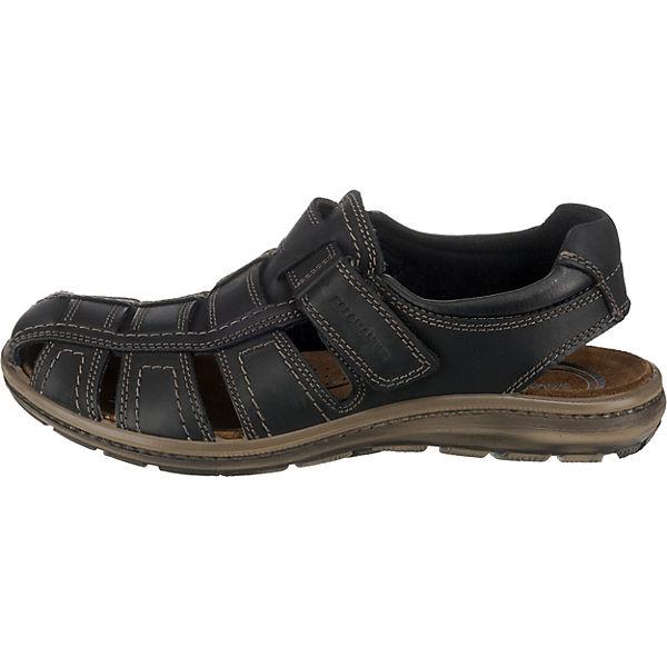 Risto sandalen Risto Salamander Salamander Komfort Schwarz Komfort nOXP8N0wkZ