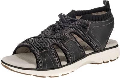 Outdoorsandalen : Style Schuh Verkauf, Schwarze Stiefel