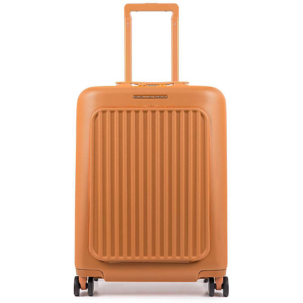 kabinentrolley Orange 4 rollen Piquadro 55 Cm Seeker SUqVpzM