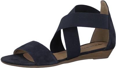 Tamaris, Klassische Sandalen, dunkelblau