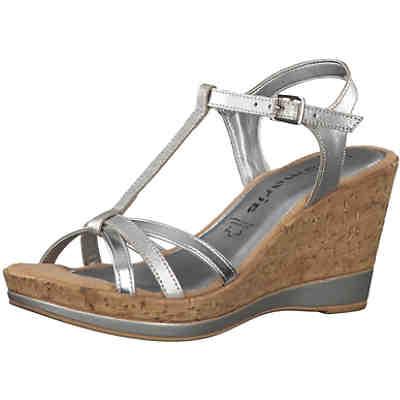 lebendig und großartig im Stil Outlet-Store 2019 original Tamaris Sandaletten günstig kaufen | mirapodo