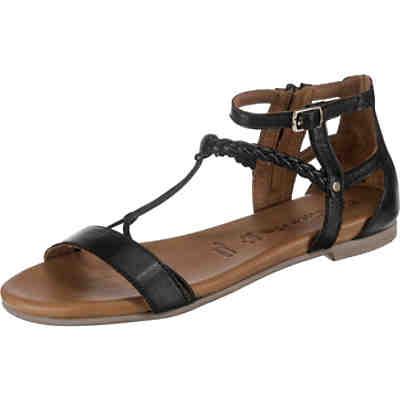 Schuhwerk San Francisco Kostenloser Versand Tamaris Sandalen günstig kaufen | mirapodo