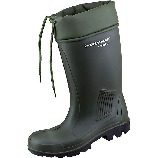 Sicherheitsstiefel Thermoflex Dunlop Arbeitsgummistiefel Grün b6Y7gyf