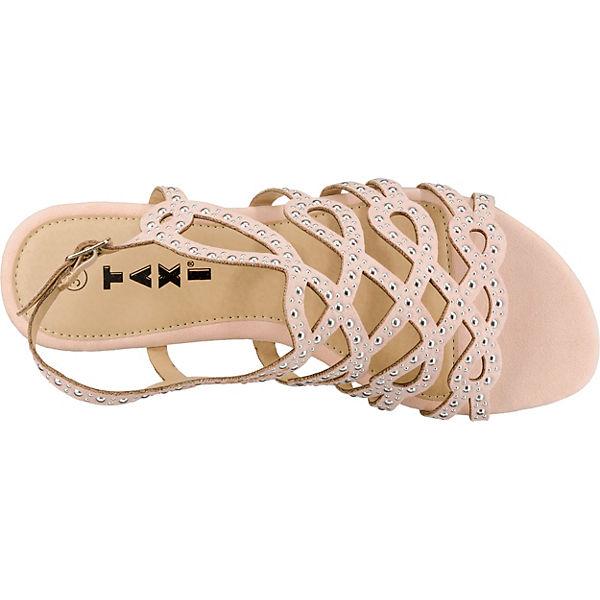 Shoes Rosa Riemchensandalen Taxi Taxi Shoes Rosa Taxi Shoes Riemchensandalen 4fpqEf6x