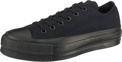 CONVERSE, Chuck Taylor All Star Becca Ox Sneakers Low, schwarz
