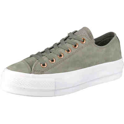 1dc44606d3 Chuck Taylor All Star Clean Lift Sneakers Low ...