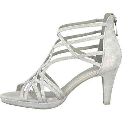 Silberne Sandaletten günstig online kaufen  b1c881ee6ec