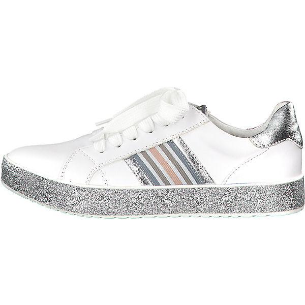 usa cheap sale sale retailer dirt cheap MARCO TOZZI, Sneakers Low, weiß