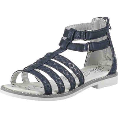 online store 92583 fe6c5 TOM TAILOR, Sandalen für Mädchen, dunkelblau