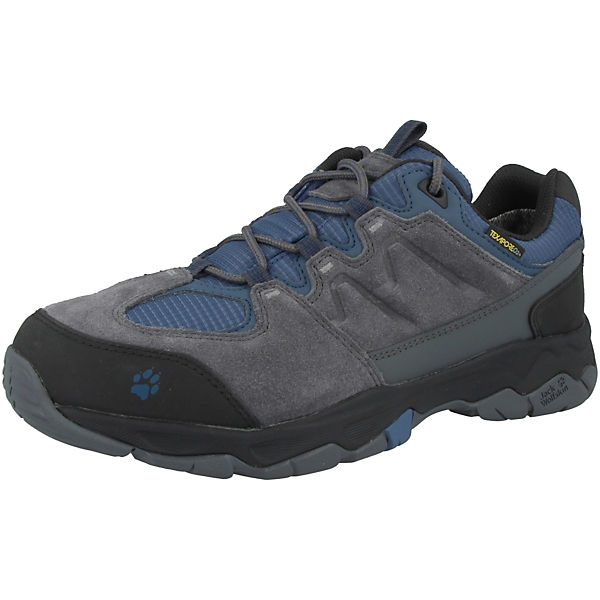 Schuhe Mountain Attack 6 Texapore Low Wanderschuhe
