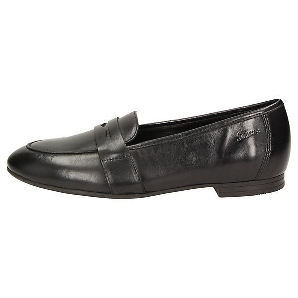 Sioux, Sioux, Sioux, Slipper Godiwa-701, schwarz  Gute Qualität beliebte Schuhe 167dd8