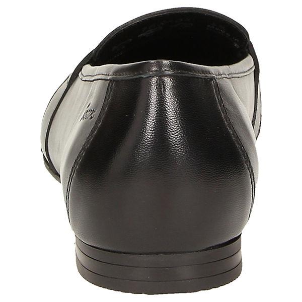 Sioux, Sioux, Sioux, Slipper Godiwa-701, schwarz  Gute Qualität beliebte Schuhe 06b550
