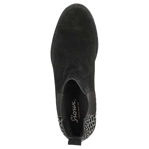 Sioux, Sioux, Sioux, Chelsea Stiefel Velisca-709, schwarz  Gute Qualität beliebte Schuhe e43950