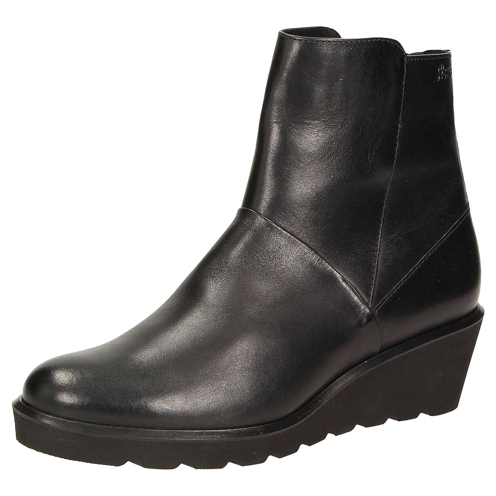 Sioux Stiefelette Jusokia-701 schwarz Damen Gr. 41,5