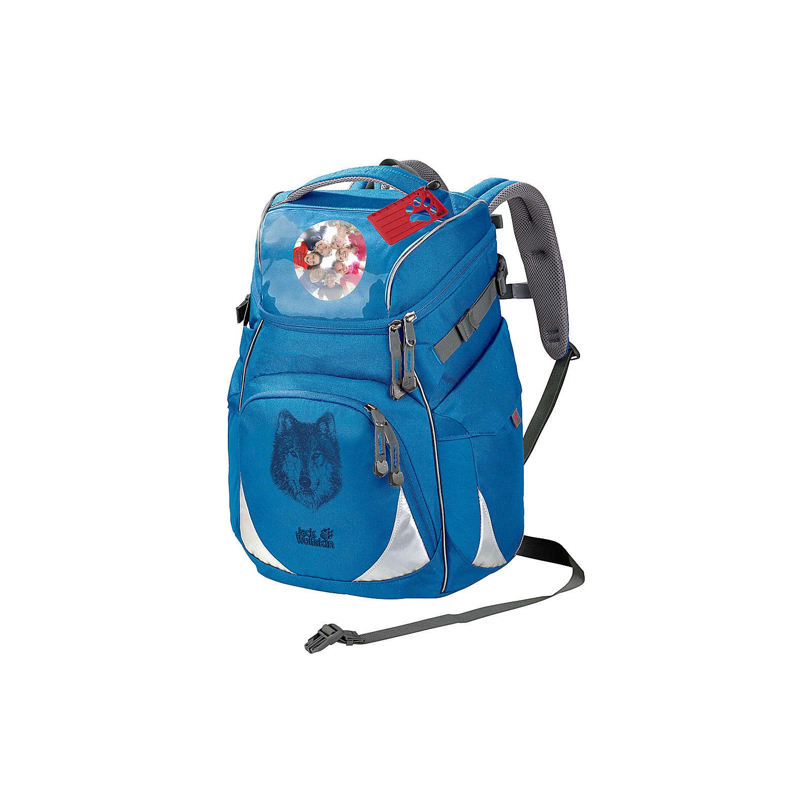 4c77da4d939ad JACK WOLFSKIN Schulrucksack CLASSMATE für Jungen 16L hellblau Junge.  Hersteller  JACK WOLFSKIN   EAN-Nummer  4060477106151