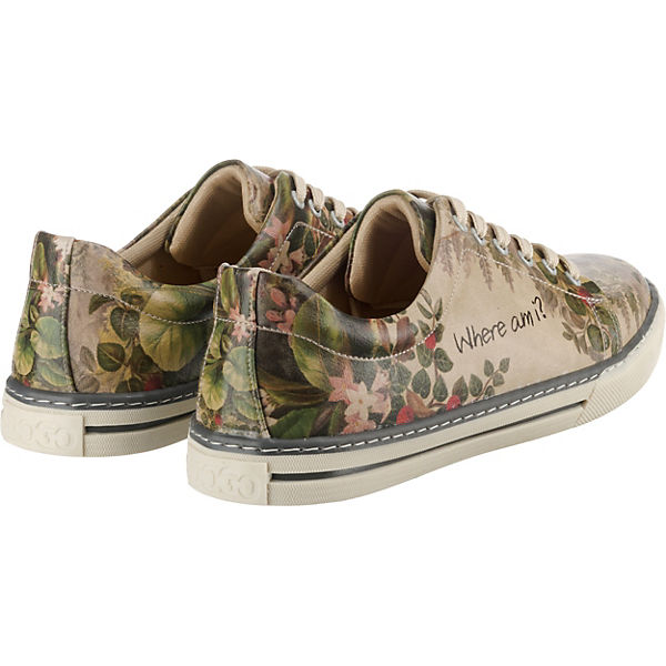 Am I Where Grün Low Dogo Sneakers Shoes kombi 34RL5jqA