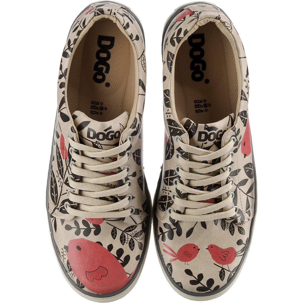 Dogo Shoes, If I Fell Sneakers Low, Mehrfarbig Artikelnummer:10311261