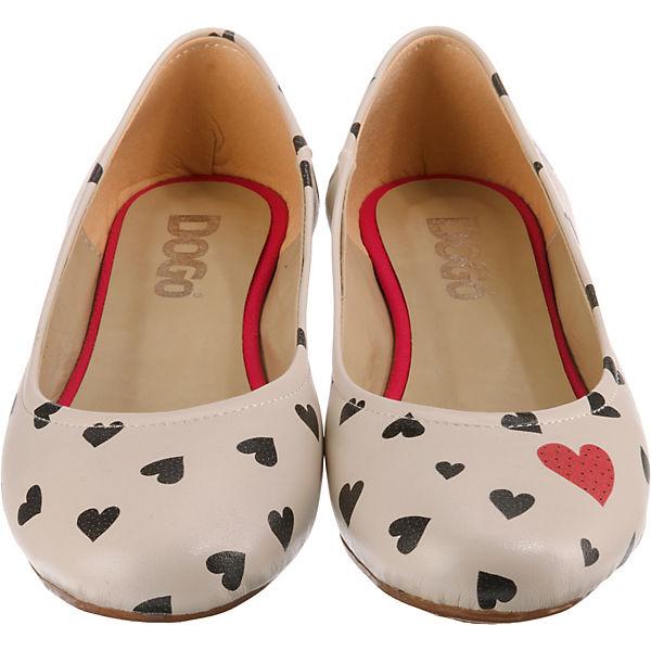 Shoes Heartily Ballerinas Dogo Beige Klassische J3lKF1Tc