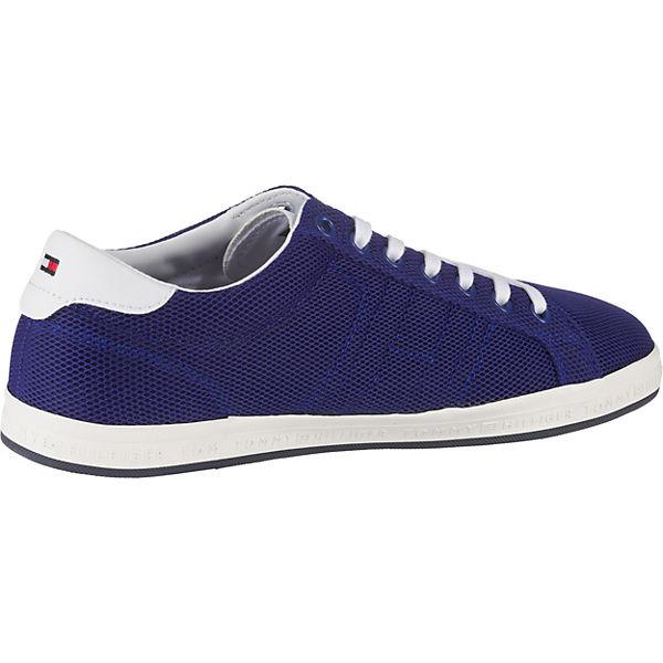 Sneakers Hilfiger Howell Low Tommy Blau oBedCxr