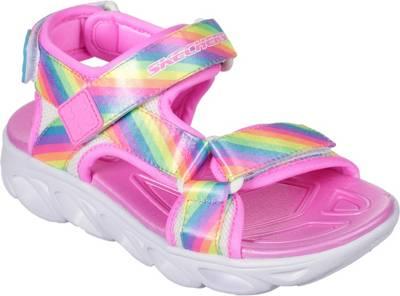 SKECHERS, Sandalen Blinkies HYPNO SPLASH für Mädchen, pink