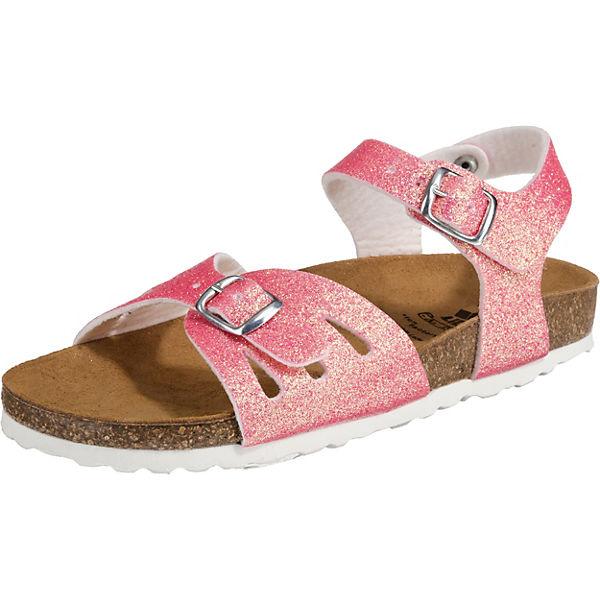 Gutes Angebot LICO Sandalen Bioline Sandal für Mädchen rosa