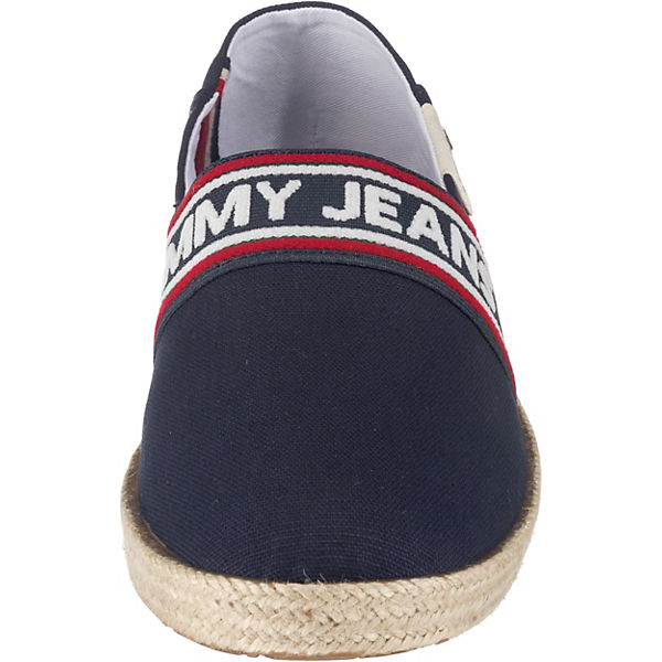 Espadrilles Tommy Tommy Jeans Jeans Dunkelblau W2bE9eDYIH