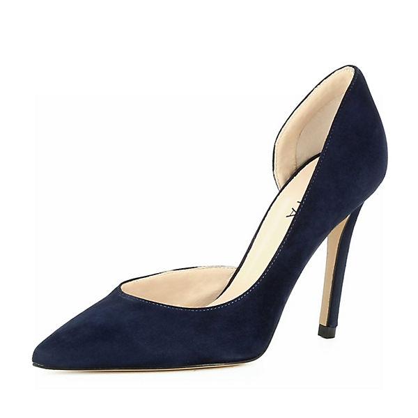 Evita Shoes, Damen Pumps halboffen ALINA Klassische Pumps ... b19c7c3622