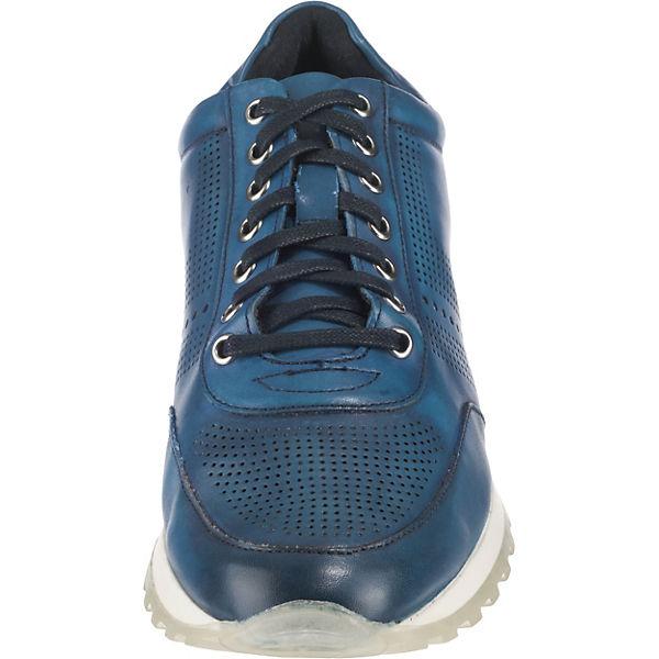 Conte Bros Gordonamp; Dunkelblau Sneakers Low CoshxtQdBr