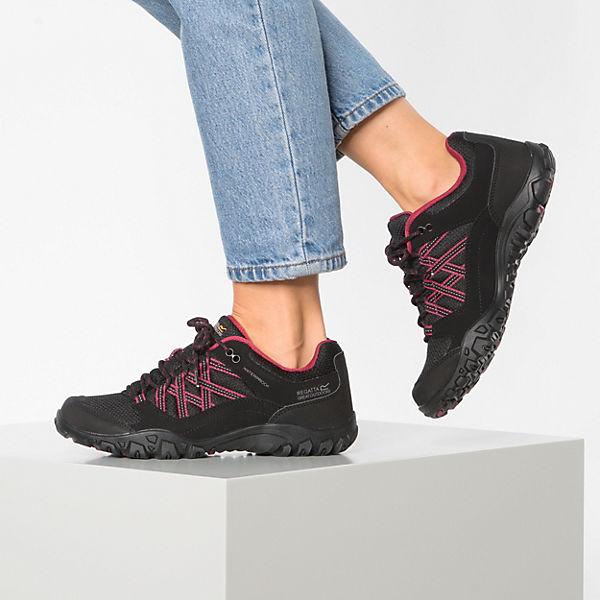 Regatta, Lady EdgepointIII Outdoorschuhe, schwarz-kombi  Gute Qualität beliebte Schuhe
