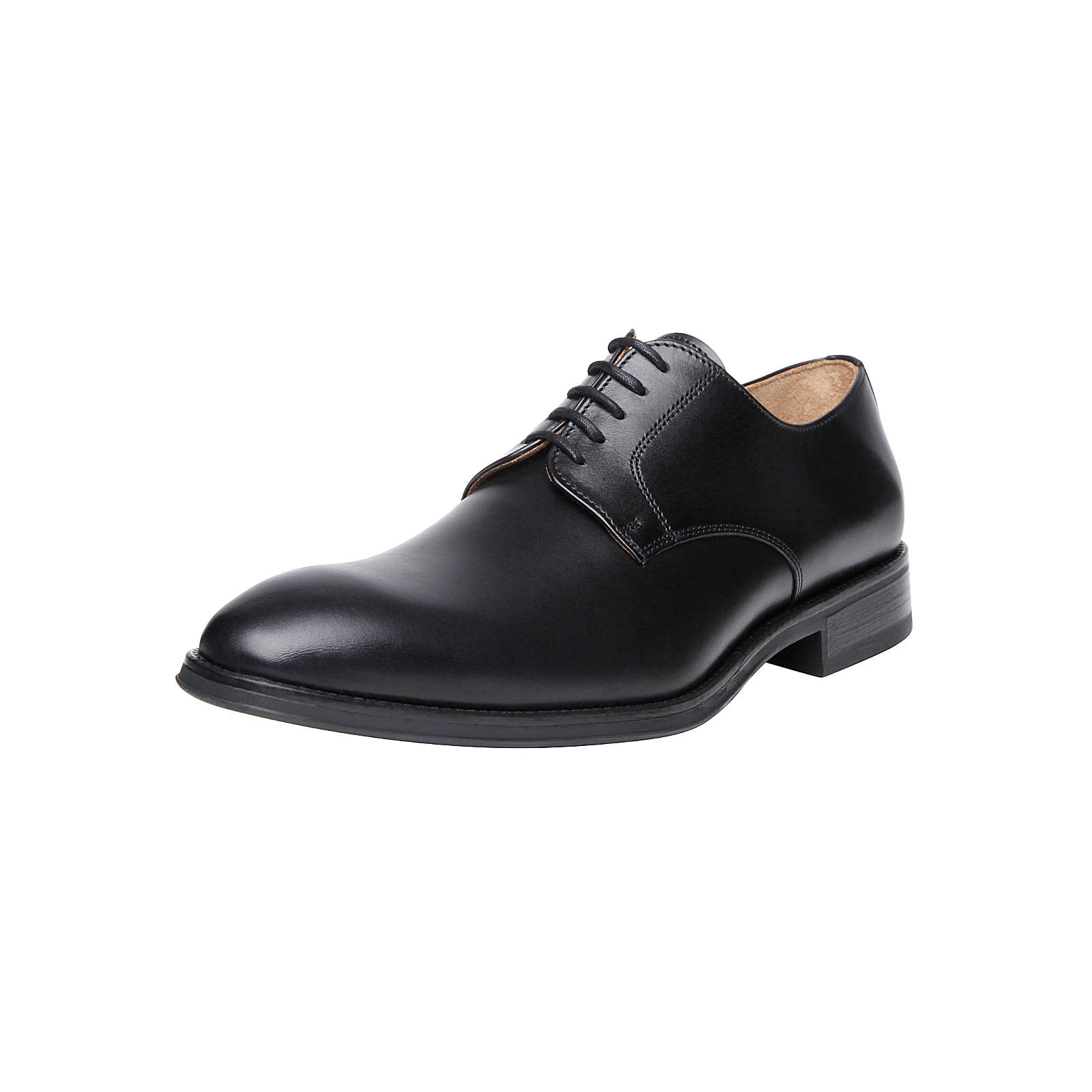 Shoepassion Halbschuhe No. 502 SC Business-Schnürschuhe schwarz Herren Gr. 41