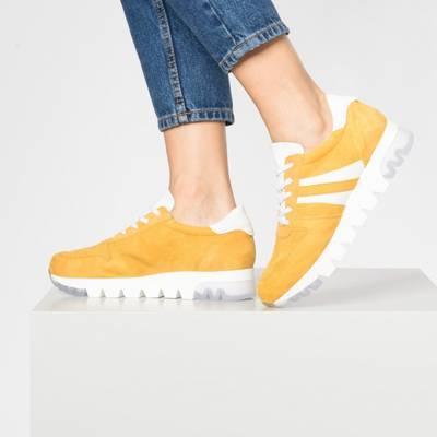 Tamaris, Sneakers Low, gelb | mirapodo