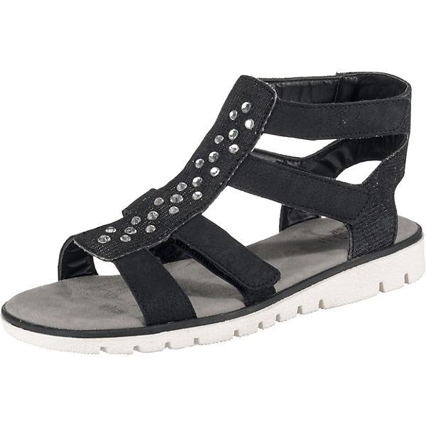 Gutes Angebot INDIGO Sandalen für Mädchen schwarz