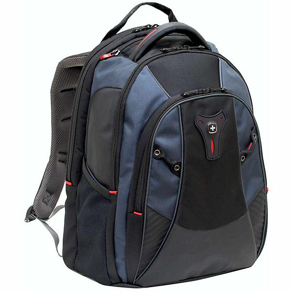 Wenger Laptoprucksack 6 Blau 15 600632 Mythos On0P8wk