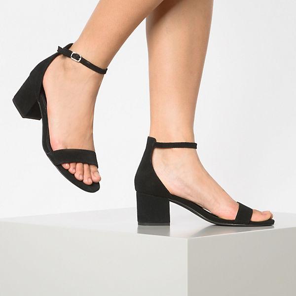 SPM, Lousia  Klassische Sandaletten, schwarz  Gute Qualität beliebte Schuhe