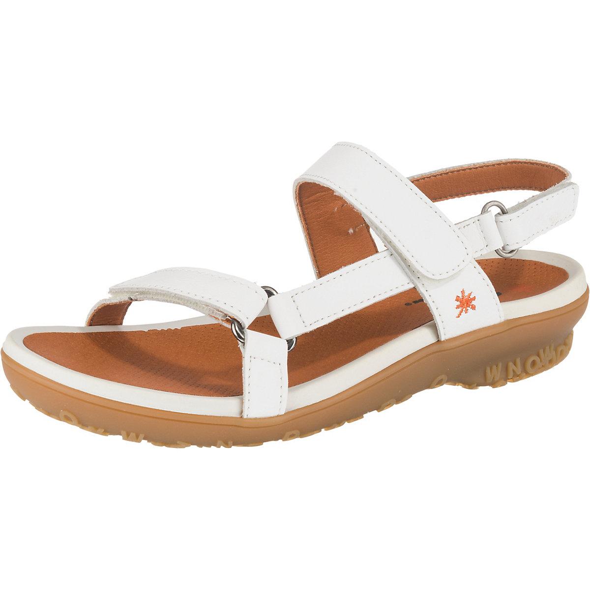 art, Komfort-Sandalen, weiß  Gute Qualität beliebte Schuhe