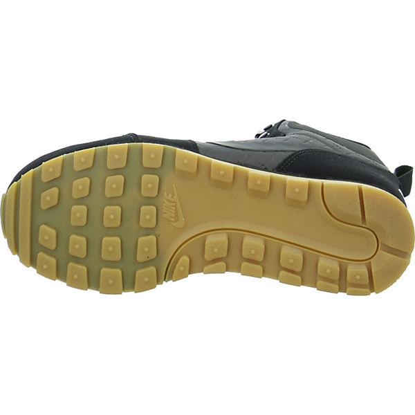 NIKE, Sneakers MD RUNNER 2 MID PREMIUM, schwarz  Gute Gute Gute Qualität beliebte Schuhe 42cf2e