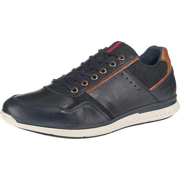 best authentic b7c40 f28fa Paul Vesterbro, Leder Sneakers, dunkelblau