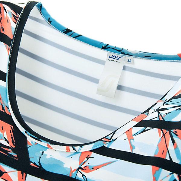 Anneli Joy Sportswear T Blau shirt weiß UzVMpqS