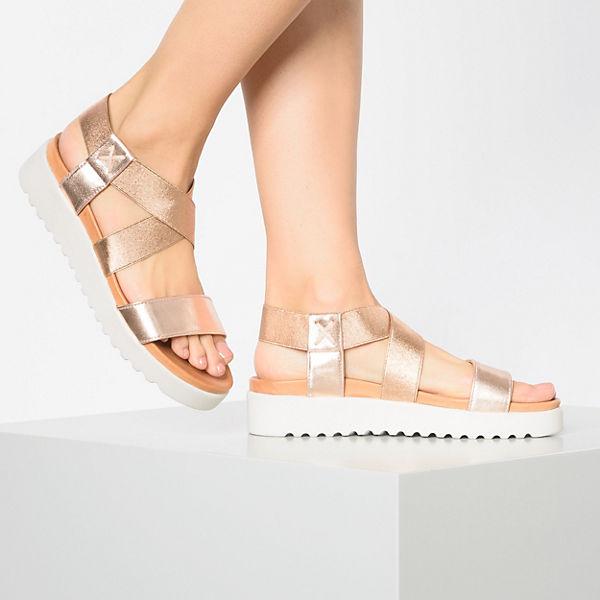 Apple of Eden, Klassische Sandalen, kupfer  Gute Qualität beliebte Schuhe